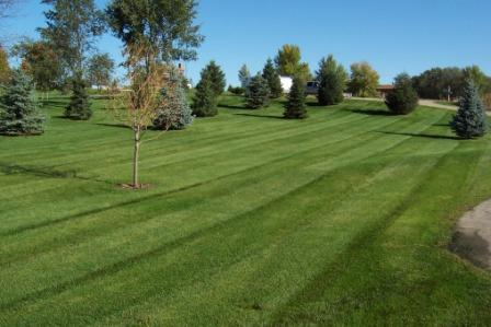Mowing, Fertilization and lawn service for Plaistow and the Merrimack Valley